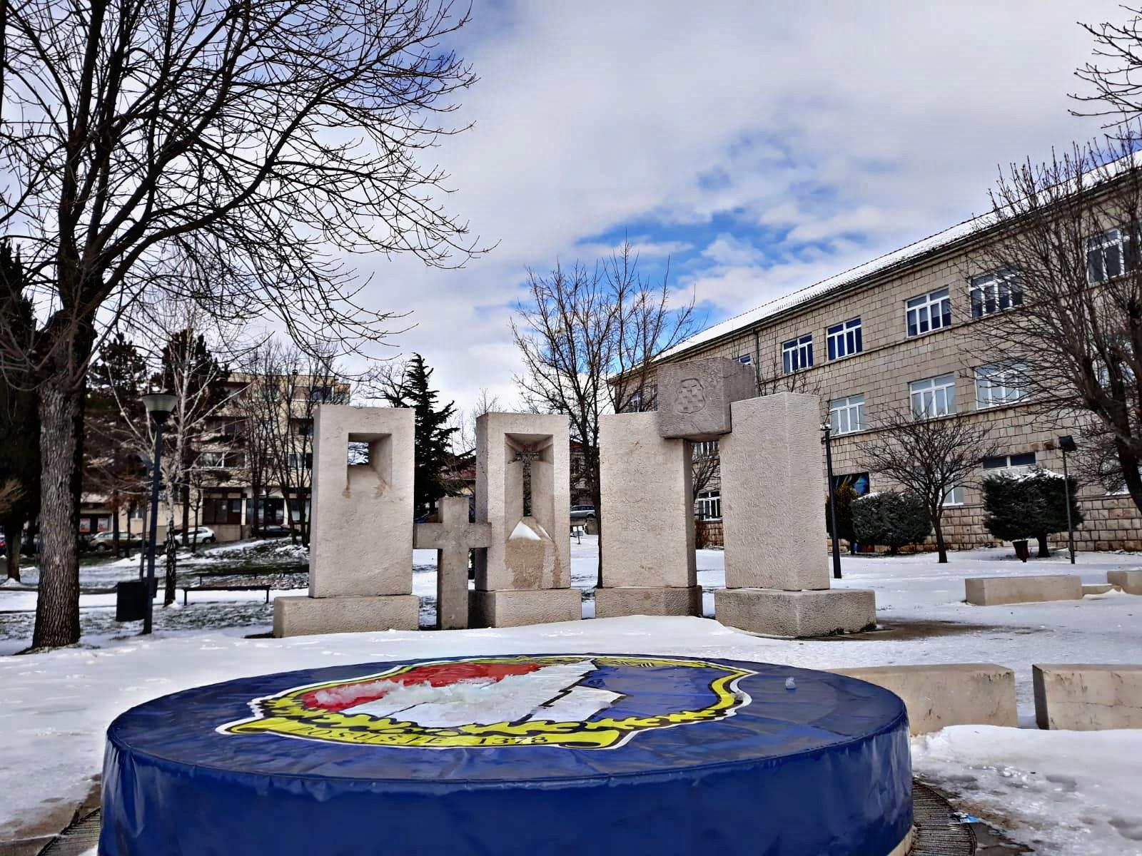 park snijeg gimnazija trg 1